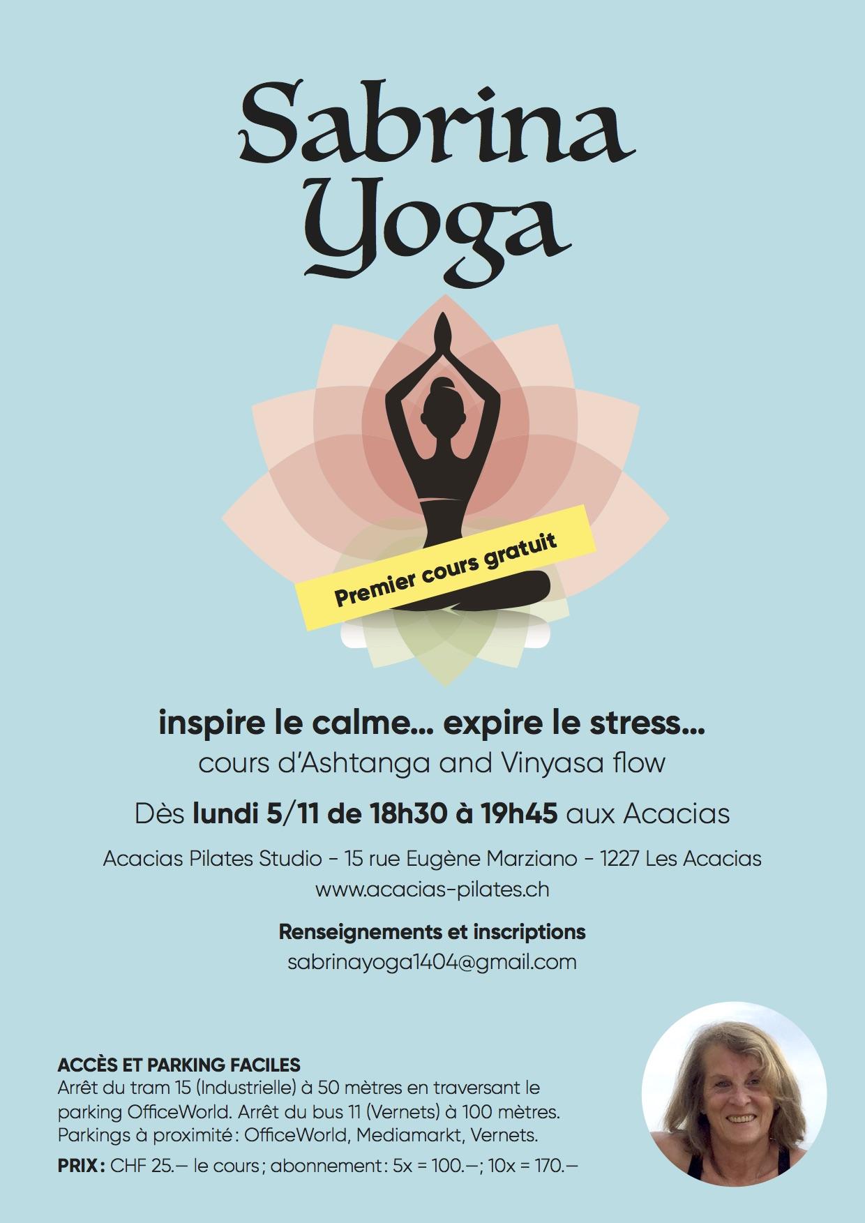 yoga 2018 essai gratuit